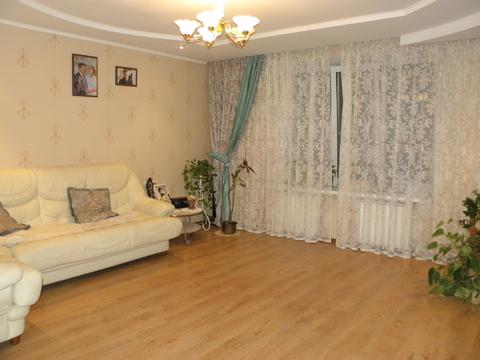 4х комн.отличная квартира в Ленинском р-не Самары, ул. Осипенко - Фото 1