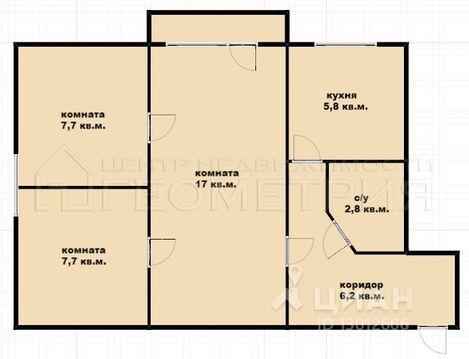 Продажа квартиры, Березовый, Улица Профессора Рудакова - Фото 2