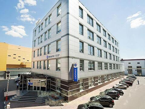 Аренда офиса в Москве, Багратионовская, 1040 кв.м, класс B+. м. . - Фото 1