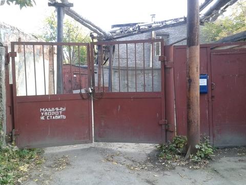 Гаражи и стоянки, ул. Попова, д.7 к.В - Фото 1