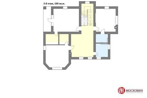 Дом 360 кв.м. в Новой Москве, 33 км по Калужскому/Варшавскому шоссе - Фото 5