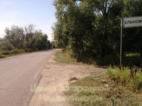 Участок, Каширское ш, Новорязанское ш, 42 км от МКАД, Хлыново д. . - Фото 2
