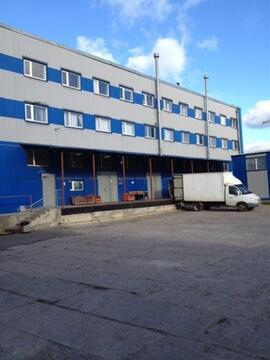 Продам складское помещение 4600 кв.м, м. Комендантский проспект - Фото 1