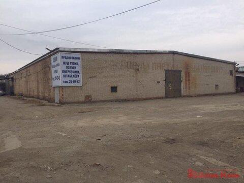 Аренда склада, Хабаровск, Пер. Производственный 12