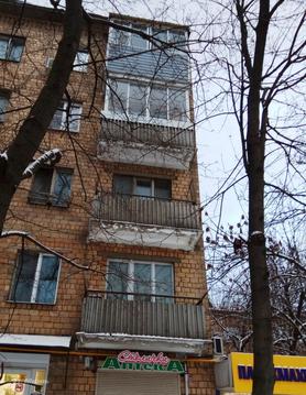Продам 1-к квартиру, Москва г, улица Дмитрия Ульянова 17к1 - Фото 1
