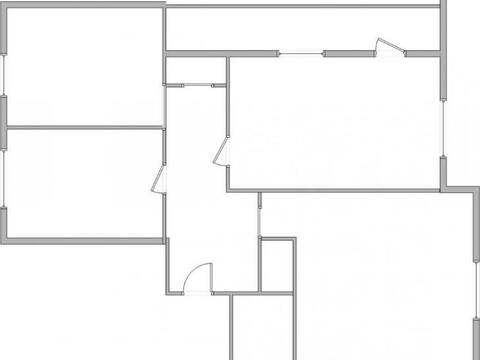 Продажа трехкомнатной квартиры на улице Бульвар Моторостроителей, 20 в ., Купить квартиру в Калуге по недорогой цене, ID объекта - 319812741 - Фото 1
