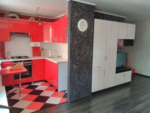 Квартира с евро-ремонтом, кухня-студия. - Фото 1