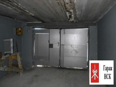 Продам капитальный гараж, ГСК Спутник № 114. Академгородок - Фото 5
