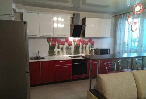 Сдается отличная квартира-студия в Лазурном (ул. Пугачева) - Фото 4
