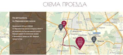Продам 1-к квартиру, Видное Город, улица Галины Вишневской 5 - Фото 2