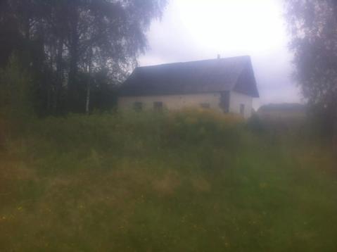 Крепкий кирпичный дом 60 кв, м, на 25 сотках земли, в д. Шаталово - Фото 4