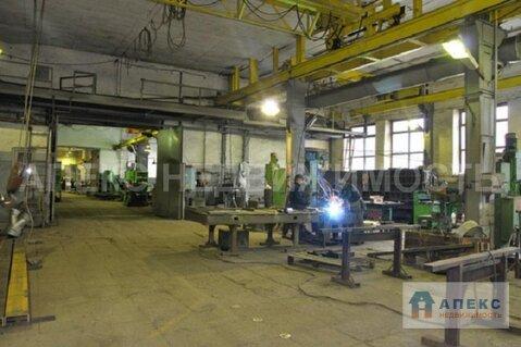 Продажа помещения пл. 17821 м2 под склад, производство Софрино . - Фото 4
