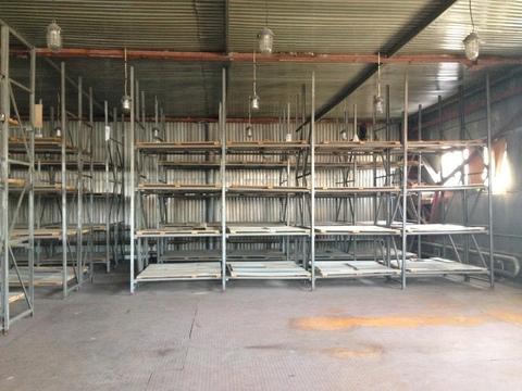 Сдам теплое производственно-складское помещение площадью 415 - Фото 4