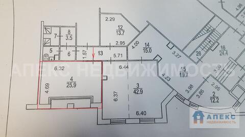 Аренда офиса 26 м2 м. Каховская в жилом доме в Зюзино - Фото 2