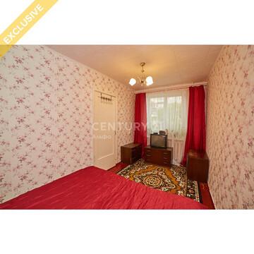 Продажа 3-к квартиры на 1/3 этаже в п. Н. Вилга на ул. Коммунальная,14 - Фото 1