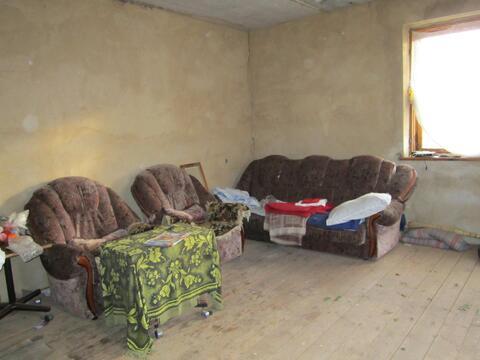 Продаю дом недострой д. Скороварово г.Алексин Тульская область - Фото 5