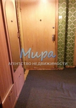 Продается трехкомнатная квартира, метро Пражская, 15 минут пешком, ул - Фото 1