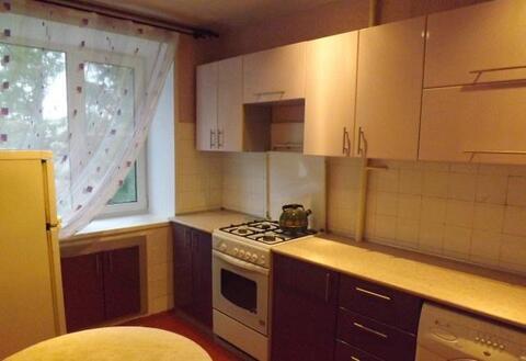 22 000 Руб., Квартира для командировки. Вся мебель и техника есть. Новый кухонный ., Аренда квартир в Ярославле, ID объекта - 315226767 - Фото 1