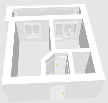ЖК Арт Сити,1-комнатная, 36,69 кв.м,4 этаж, кв46 - Фото 1