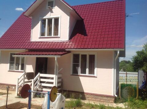 Дом в Новой Москве недорого в Варварино по Калужскому шоссе в 20 км - Фото 3
