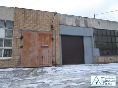 Помещение под склад или производство 2120 кв.м. г. Люберцы - Фото 4