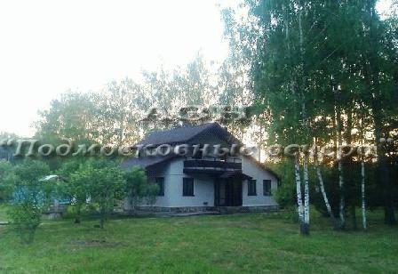 Минское ш. 65 км от МКАД, Большие Семенычи, Коттедж 85 кв. м - Фото 3