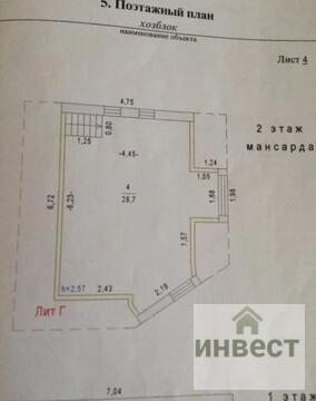 Продаётся 2х этажный загородный дом 185 кв.м. 6 соток, д. Руднево. - Фото 5