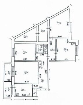 2 290 000 Руб., Продажа квартиры, Рязань, дп, Купить квартиру в Рязани по недорогой цене, ID объекта - 322787184 - Фото 1