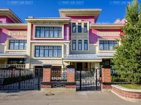 Продажа таунхауса, Семенково, Одинцовский район - Фото 1