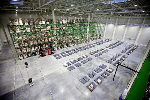 Сдам складское помещение 3763 кв.м. - Фото 1
