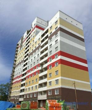 """2-комн квартира в современном монолитном доме в микро районе """"Яблоневы - Фото 1"""