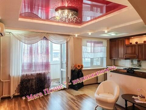 Сдается впервые 3-х комнатная квартира 70 кв.м. ул. Белкинская 23 А - Фото 3