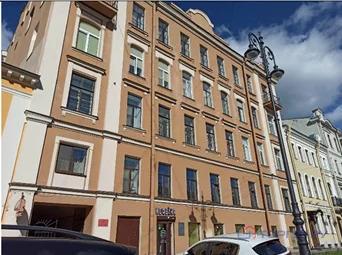 Объявление №66450814: Продажа помещения. Санкт-Петербург, ул. Чайковского, д. 4, литера А,
