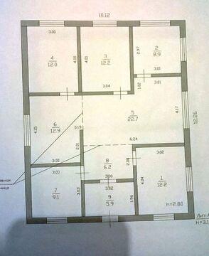 Зимняя горка Солнечная 19 дом с ремонтом возможен обмен на екб - Фото 5