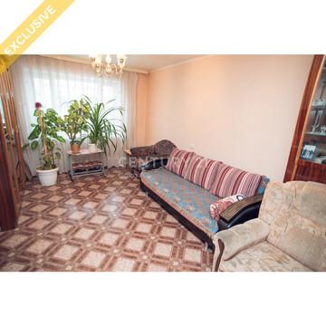 Продается просторная 5 комнатная квартира на пр-те Ульяновском, д. 3 - Фото 1