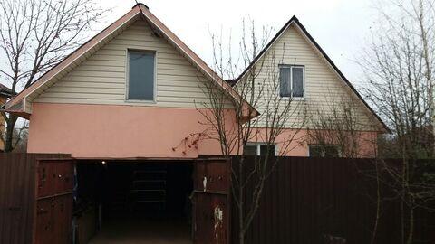 Продается 2-х этажный дом-дача 110 кв.м с земельным участком 7 соток - Фото 2