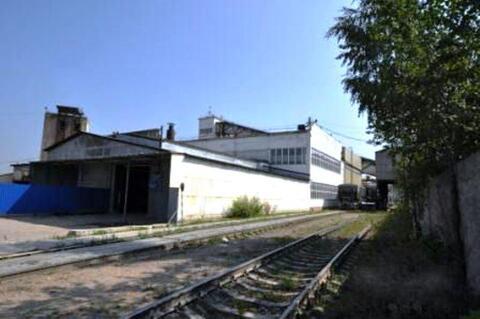 Производственно-складское помещение 1620 м2 в Ивантеевке - Фото 1