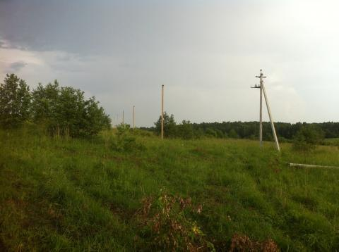 Земельный участок в экологичекси чистом месте Смоленского района - Фото 5