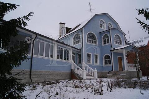 Продам дом на Новорижском шоссе, 27 км. от МКАД. Палицы. Современный . - Фото 1