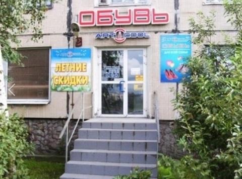 Продажа торгового помещения, м. Проспект Большевиков, Ул. Коллонтай - Фото 2