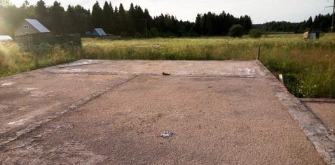 Участок в Перьево с фундаментом - Фото 2
