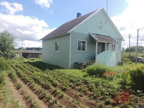 Продажа дома, Шабаны, Палкинский район - Фото 1