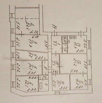 Продается уникальная квартира рождественский бульвар 161 кв.м. - Фото 1