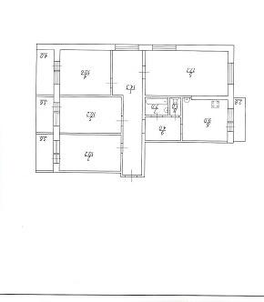 4х комнатная квартира Перспективная 4 - Фото 2