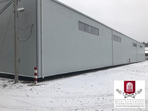 Сдается новое складское помещение 1000 кв.м. - Фото 1