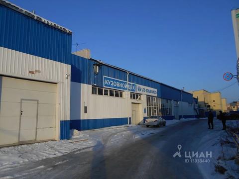 Производственное помещение в Тюменская область, Тюмень ул. Щербакова . - Фото 2