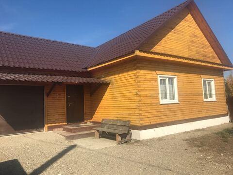 Продаю прекрасный дом из бруса с. Баклаши, ул. Рябиновая - Фото 2