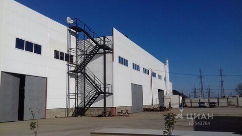 Продажа производственного помещения, Северский район - Фото 2