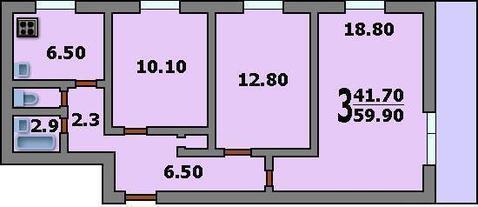 Планировки квартир / 5-9 этажные дома / планировка домов сер.