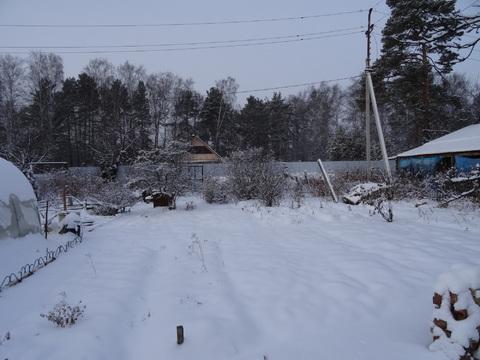 Участок с домом, СНТ Запрудный, п. Исток, черта Екатеринбурга. - Фото 3